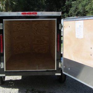 4x6 Enclosed Trailer